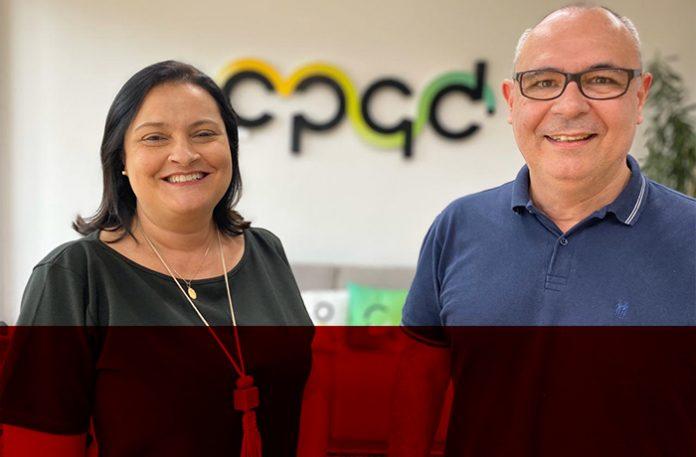 Sirlene Aveiro e César Kiss