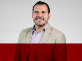 Caio Borges, head de vendas da Infobip no Brasil