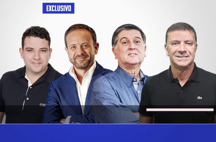 Celso, Marco, Topázio e Vito