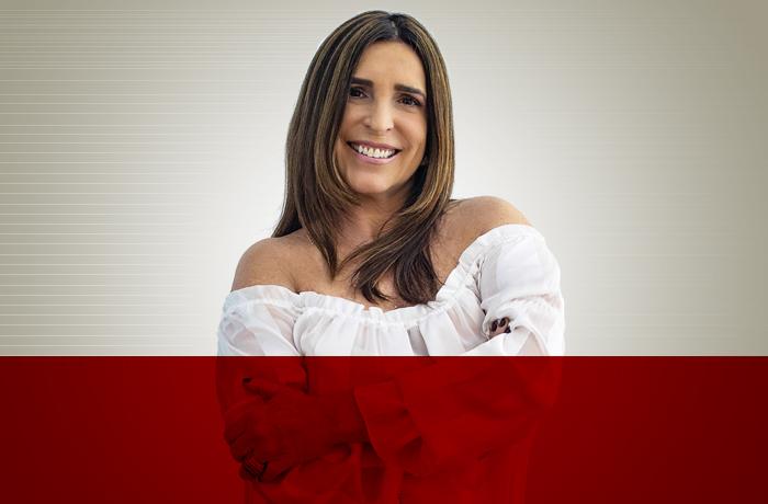 Elda Di Donato, diretora de Transformação Digital da Sercom