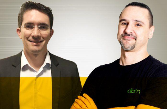 Luciano Silva e Diego Porres