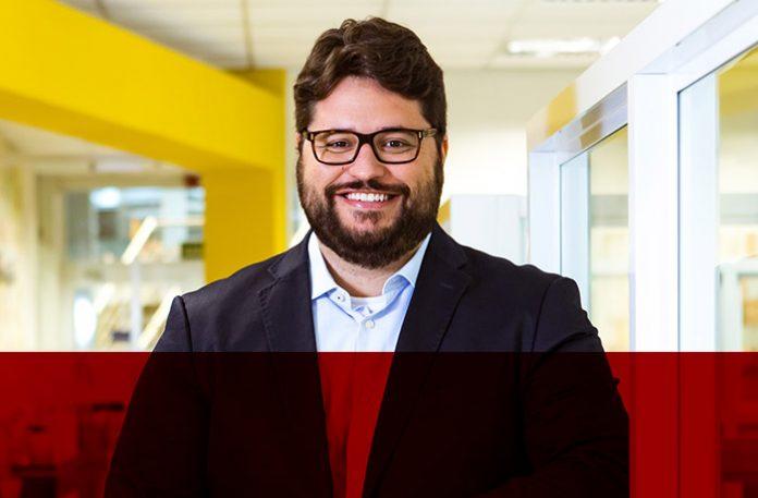 Júlio César Emmert, diretor de novos negócios da Algar Tech