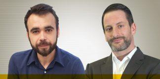 Bruno Consul e Pierre-Jean Quétant