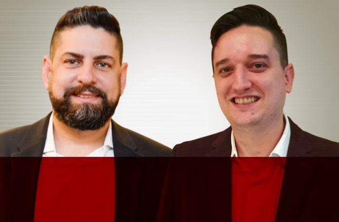 João Paulo Pais e Marcelo Coppini