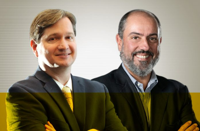 Nicolas Toth e Luis Palermo