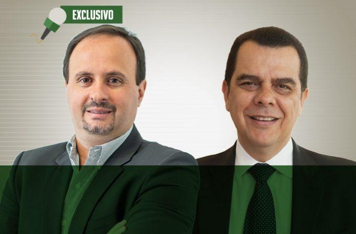 Fernando Gambôa e Paulo Ferezin