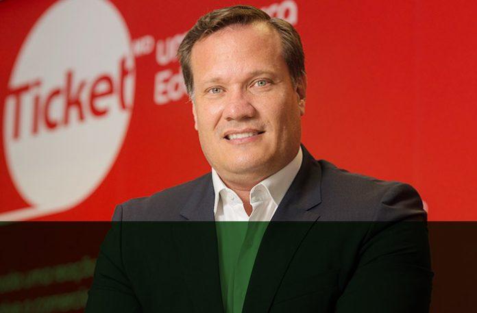 Felipe Gomes, diretor-geral da Ticket
