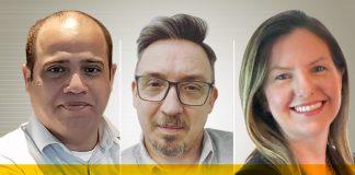 Bethoven Ferreira Ramos, Deco Menten e Elaine Pederiva