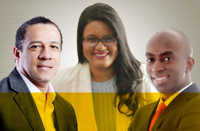Edvaldo Pereira, Daniela Gonçalves e