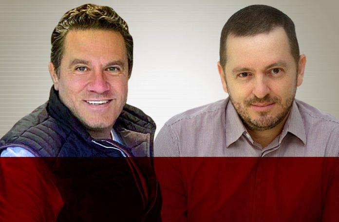 Alberto Ferreira e Marcos Mayer