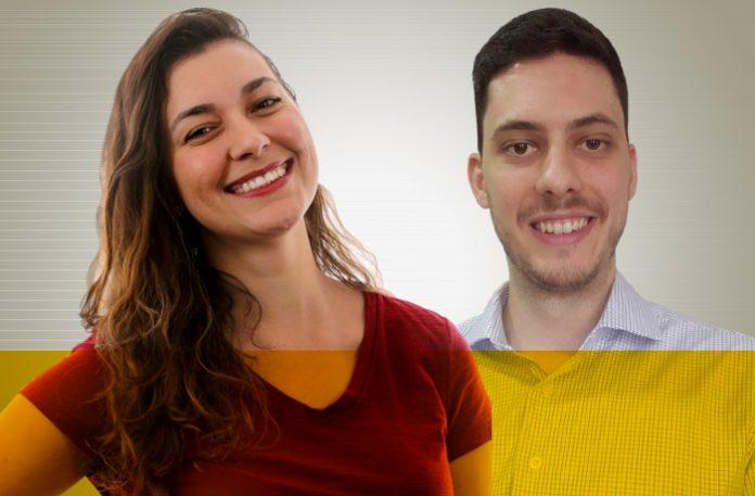 Janete Novais e Rafael Minioli
