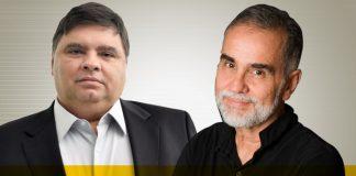 Luís Carlos Bento e Maurício Magalhães
