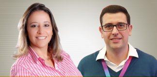 Iria Cristina Juliatti Pedroso e Thiago Arroyo