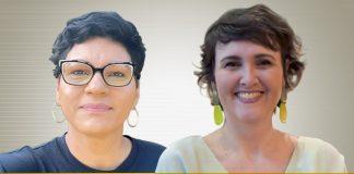 Adriana Gouveia e Monise Tonoli