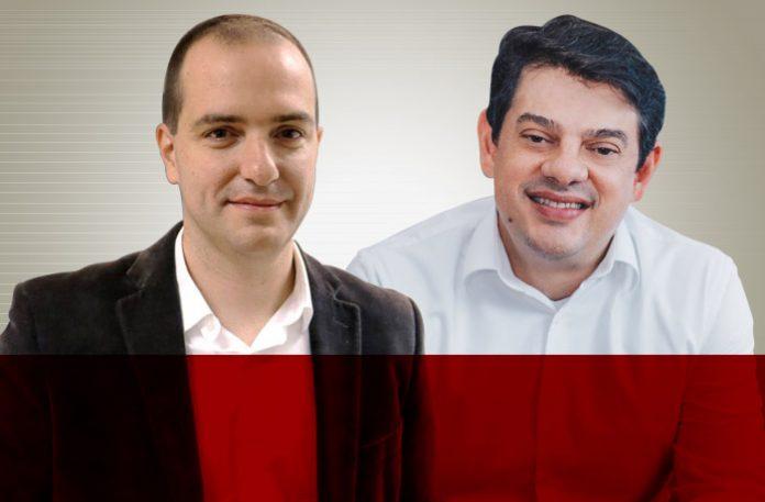Alexandre Vomero e Rodrigo Pádua