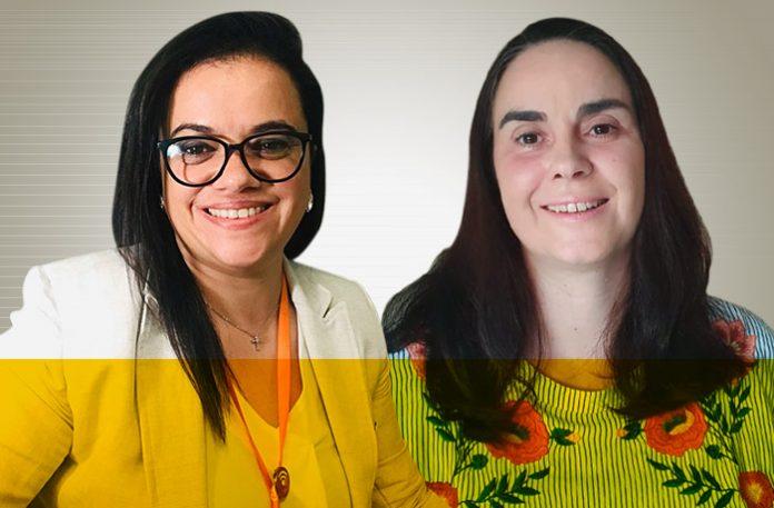 Alessandra Silva de Oliveira e Flavia Neves David
