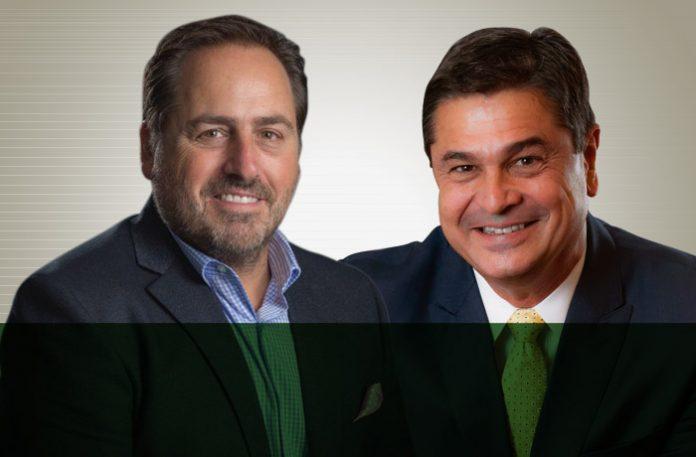 Federico Bunge e Ricardo Fiuza