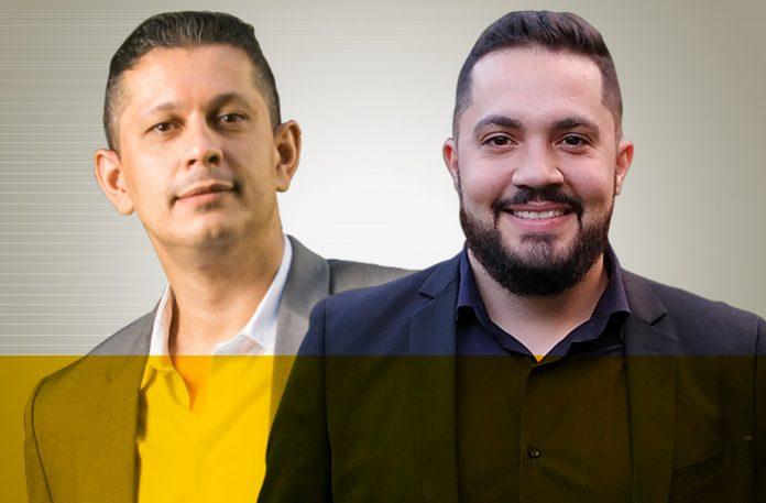 Fabio Cerqueira e Filipe Bella
