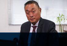 Edemilson Koji Motoda, presidente do Grupo KSL e do IGeoc