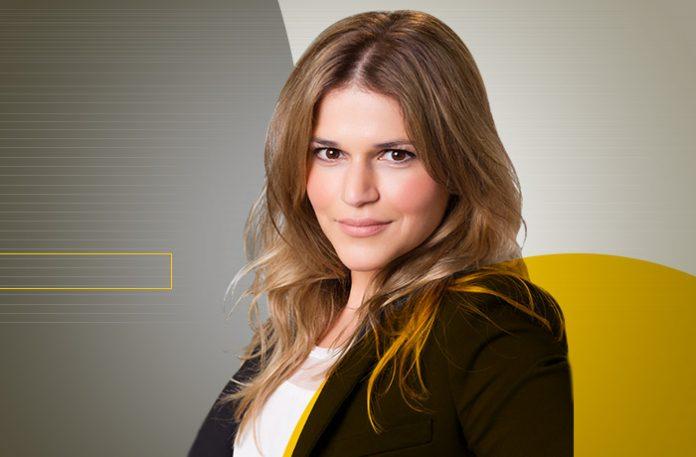 Marjorie Teixeira, diretora de comunicação da P&G Brasil