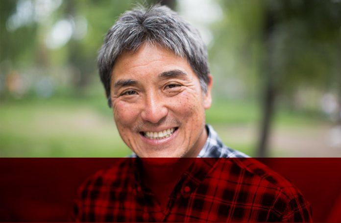 Guy Kawasaki, especialista nas áreas de TI e Marketing