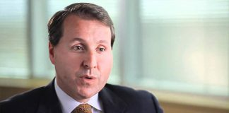Paul Jarman, CEO da Nice inContact
