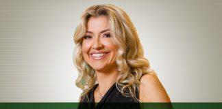 Priscila Abondanza, diretora executiva de Empresas e Experiência do Cliente da VR Benefícios