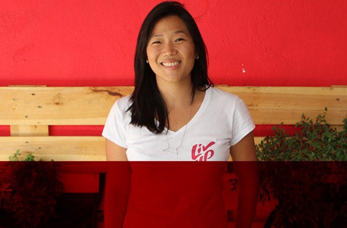 Viviane Kim, co-fundadora e head de customer experience da Liv Up