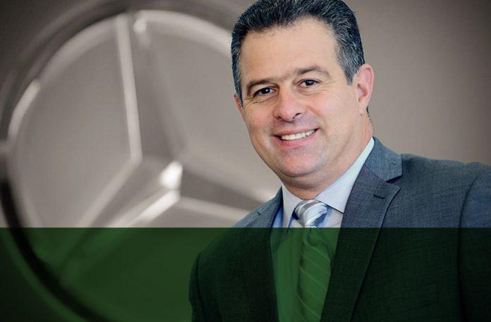 Dirlei Dias, head de pós-venda da Mercedes-Benz Cars & Vans no Brasil