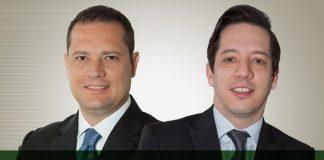 André Coutinho e Leandro Augusto
