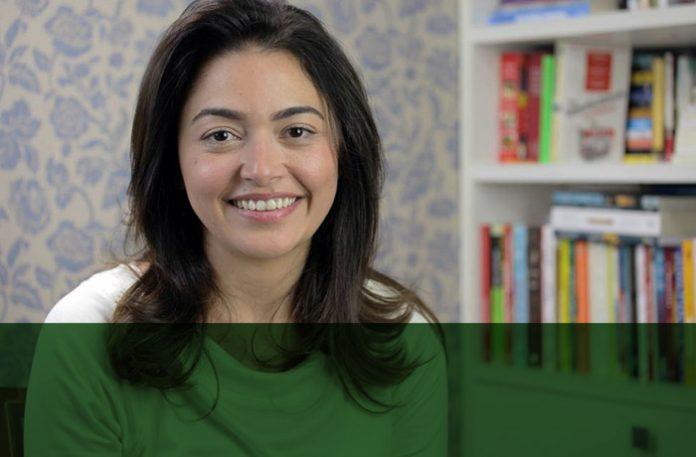 Ju Ferreira, palestrante e mentora