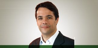 Adriano Galvão, vice-presidente de vendas e marketing da Microsoft Brasil