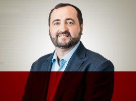 Alessandro Cogliatti, diretor de experiência do cliente da SulAmérica