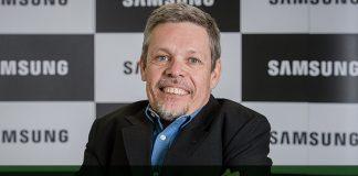 Eduardo Conejo, gerente sênior de inovação na área de Pesquisa e Desenvolvimento da Samsung