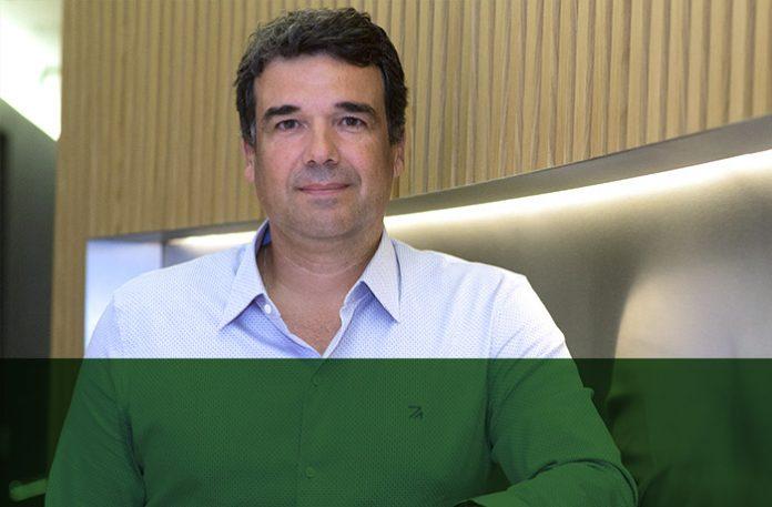 Fernando Pantaleão, vice-presidente de Vendas e Soluções da Visa do Brasil
