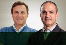 Hélio Rotenberg e Marcos David Santos