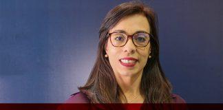 Merissa Leite, superintendente de RH da Tel