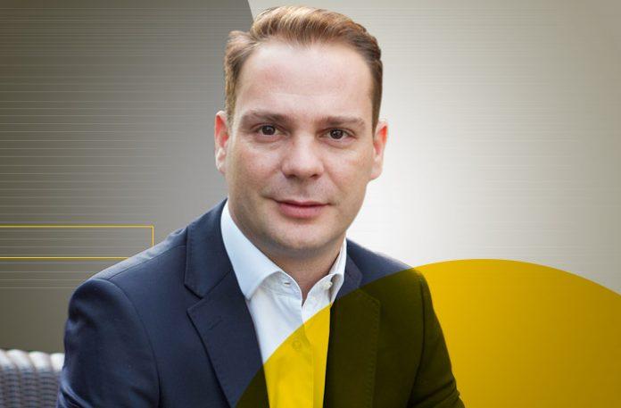 Rafael Polachini, superintendente de marketing do Habib's