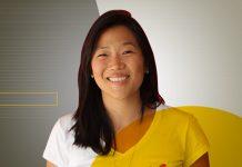 Viviane Kim, head de customer experience e cofundadora da Liv Up