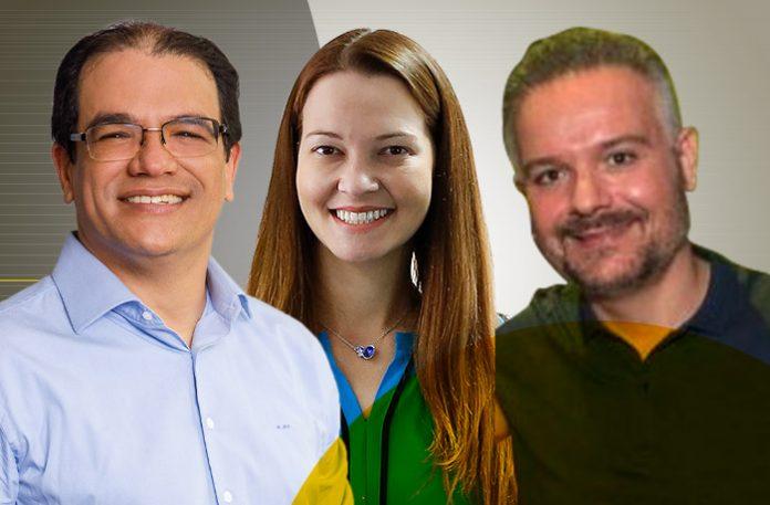 Renato Teixeira, Elizandra Costa e Gustavo Paccola Orsi