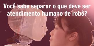 Humanos X Robôs