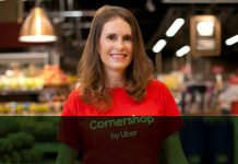 Cristina Alvarenga, head da Cornershop by Uber no Brasil