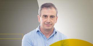 Emerson Moreira, fundador e CEO da Vertem
