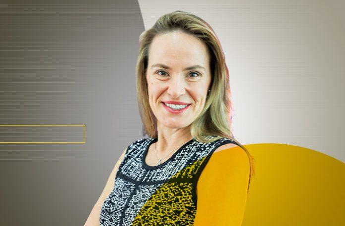 Renata Milanese, head de customer enabling da Basf para a América do Sul