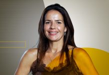 Claudia Furini, superintendente de marketing, sustentabilidade, UX e CX do Banco BV