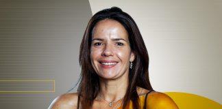 Claudia Furini, superintendente de marketing, sustentabilidade, UX e CX do Banco BV