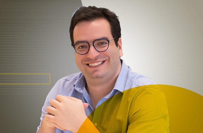 Bruno Mahfuz, sócio-fundador da Guiaderodas
