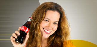 Tatiana Michelan, diretora de relacionamento com o consumidor para América Latina da Coca-Cola