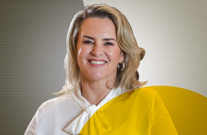 Fabiana Taccola, diretora de operações da Lojas Renner