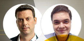 Marcos Djinishian e Rafael Gonçalez